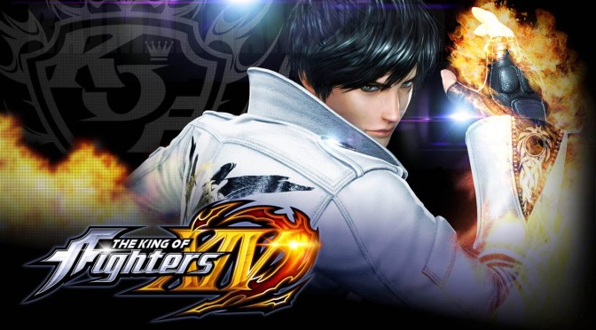The King of Fighters XIV Demo Headed to PSN