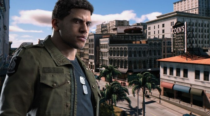 Meet Lincoln Clay in Mafia 3 Soldier Trailer