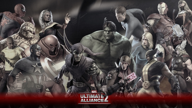 Marvel Ultimate Alliance 2 PS4 re-release inbound?
