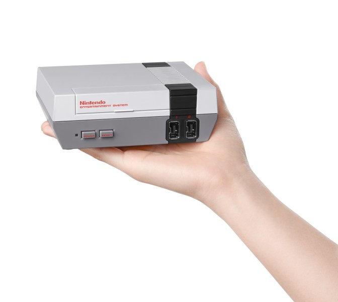 New Nintendo Retro System Coming This Fall