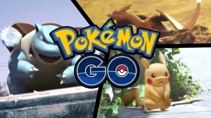 Pokémon Go's refreshing take on open world gaming