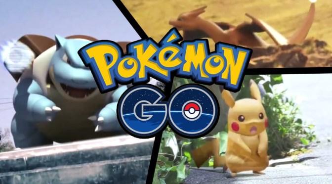 Latest Pokémon Go Event Is a GO