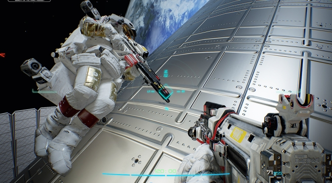 Project Boundary Brings Space Combat to PS4 and PSVR