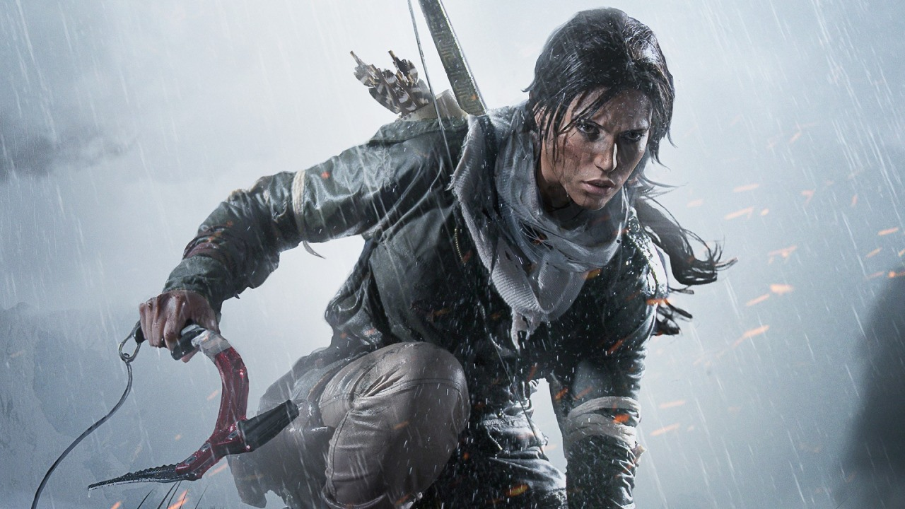 Celebrate 20 Years Of Lara Croft In New Rise Of The Tomb Raider