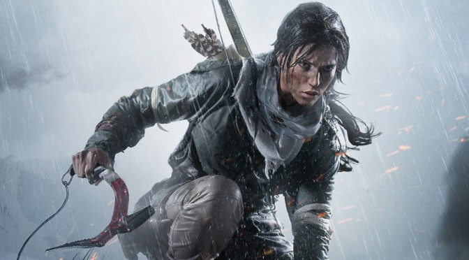 Celebrate 20 Years of Lara Croft in New Rise of the Tomb Raider Trailer