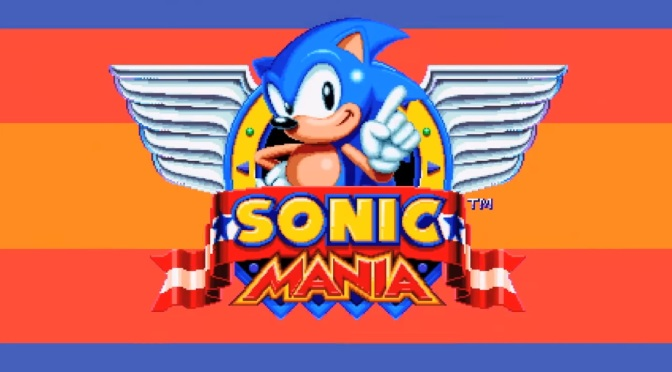 Sonic Mania announced by Sega