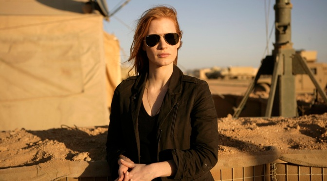 The Division Film Looks to Recruit Jessica Chastain