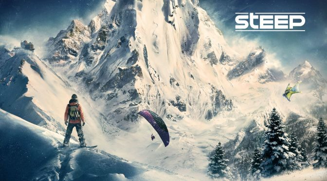 Ubisoft's Steep gets release date