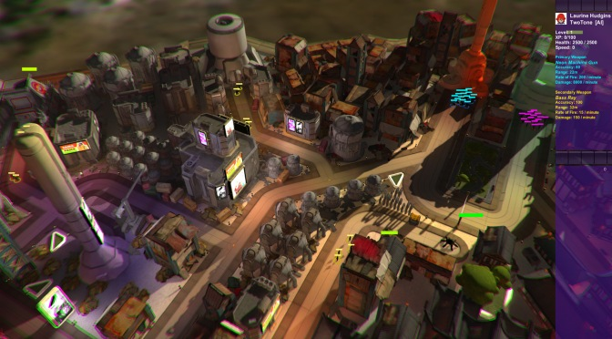 Cyberpunk RTS Neopolis announced for PS4