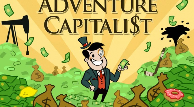AdVenture Capitalist coming to PS4 August 16th