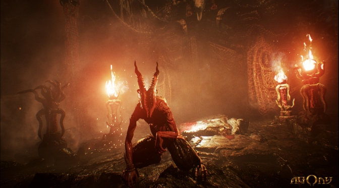 Agony Invites You to Hell in Gamescon Demo Walkthrough