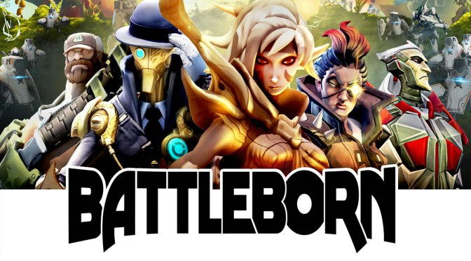 Battleborn has underperformed, Take-Two admits.