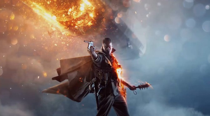 Weapons Are the Focus in Battlefield 1 Gameplay Featurette