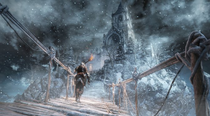 Dark Souls III 'Ashes of Ariandel' DLC officially announced