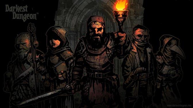 Darkest Dungeon gets PS4 and Vita release date