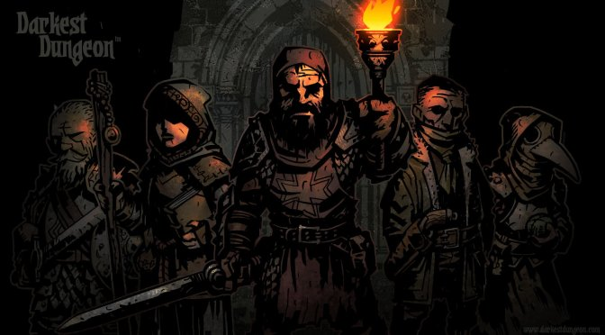 Darkest Dungeon gets PS4 and Vita release date