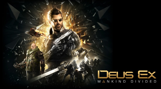 Deus Ex: Mankind Divided Season Pass detailed: