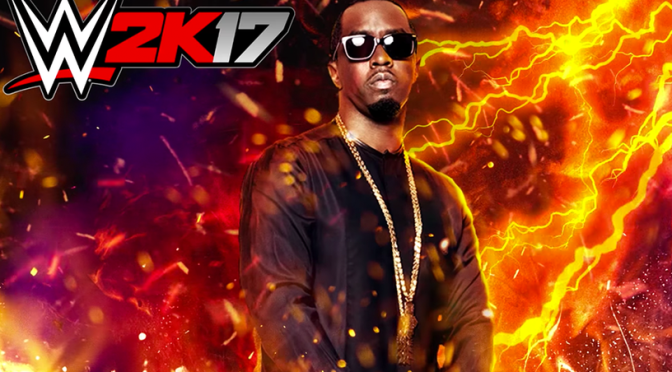 Diddy Bringing His Musical Talent to WWE 2K17 as Soundtrack Curator