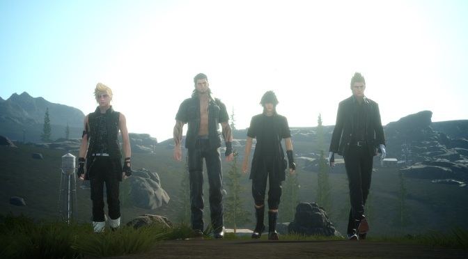 Final Fantasy XV's max resolution will be 1080p on PS4, 900p on Xbox One