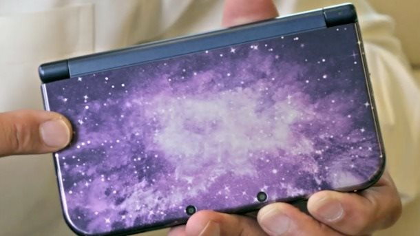 Nintendo announces galaxy themed New 3DS XL, out this week