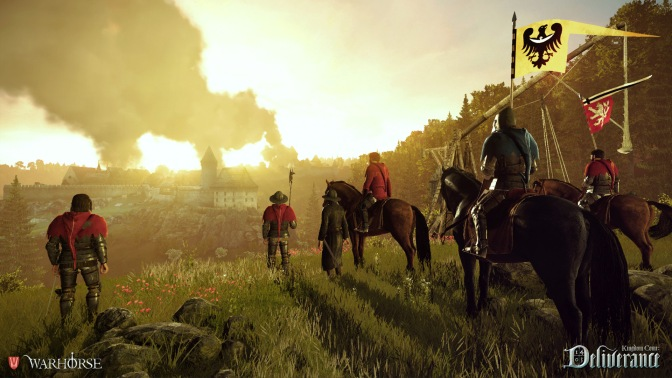 Kingdom Come: Deliverance gets new gameplay video, provides first look at stealth