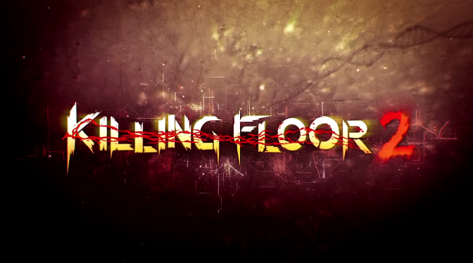 Killing Floor 2 PS4 release date revealed