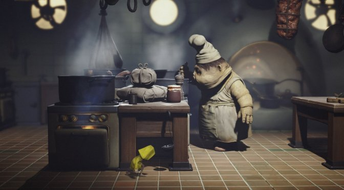 Little Nightmares launching for PS4, Xbox One, and PC in spring 2017