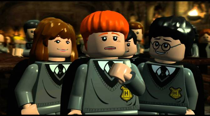 LEGO Harry Potter Collection rated for PS4 by Brazilian ratings board
