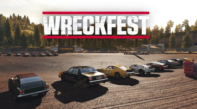 Wreckfest coming to PS4, Xbox One; Stunfest announced