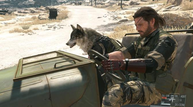 Metal Gear Solid V: The Definitive Experience Arrives in October