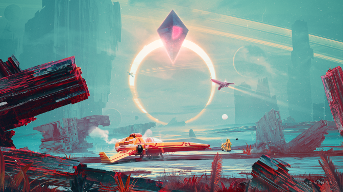 No Man's Sky gets unprecedented digital return policy from Sony and Amazon