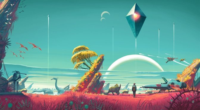 Listen To No Man's Sky Soundtrack Now On YouTube