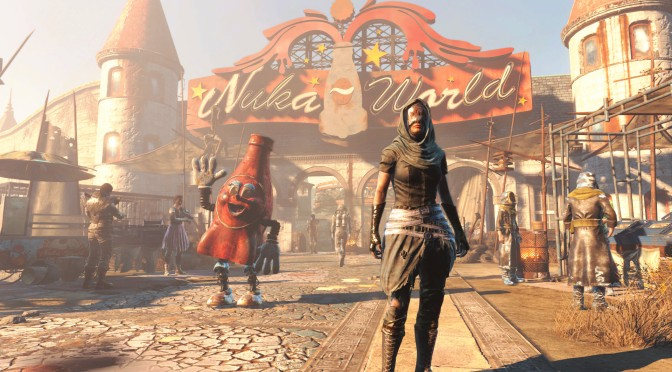 Fallout 4's Nuka World DLC gets release date and trailer