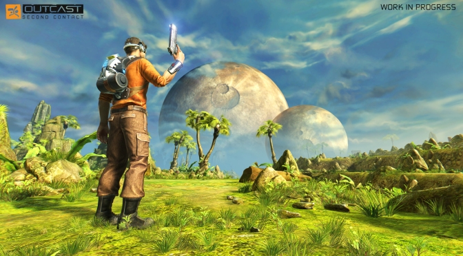 Outcast: Second Contact launching March 2017, Gamescom reveal planned: