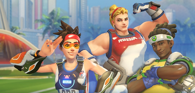 "Overwatch's Summer Olympic Games Event announced — introduces ""Lúcioball"""