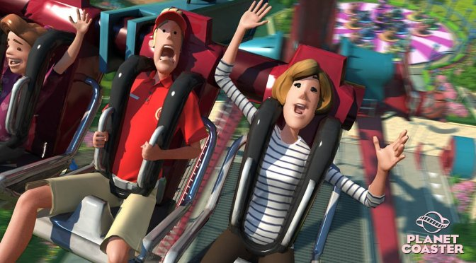 Planet Coaster gets PC release date