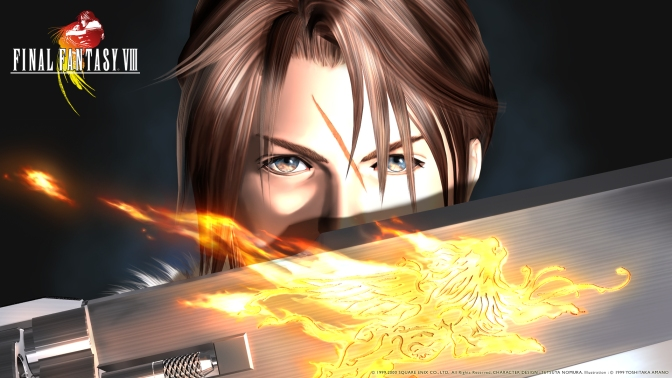 This Final Fantasy VIII Action Figure Will Strike At Your Wallet