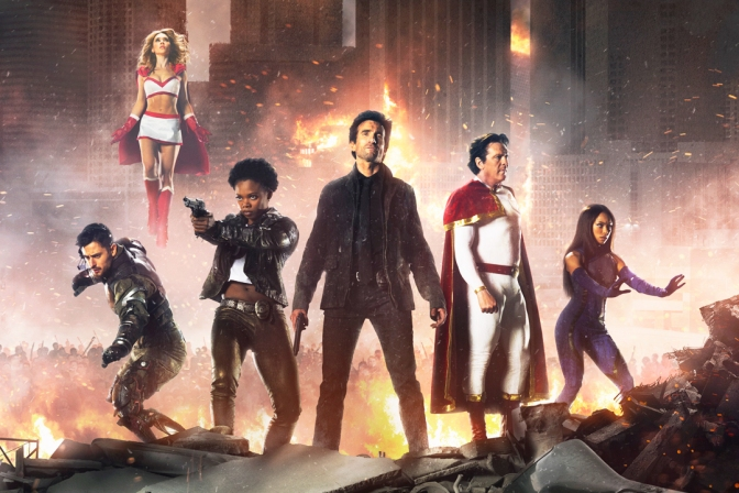 PlayStation Network Turns Out the Lights on Powers-Series Ends with Season 2