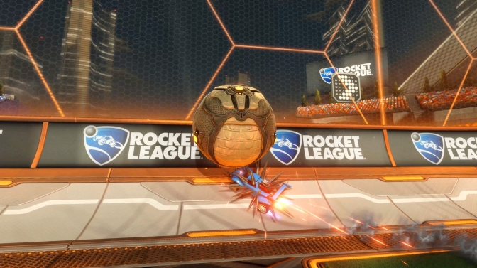 Rocket League getting battle royale mode next month.
