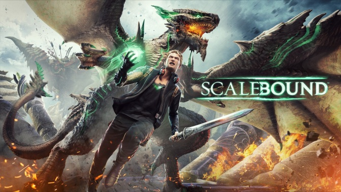 Scalebound will allow you to customize your dragon