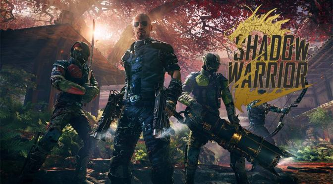 Shadow Warriors 2's PC release date revealed