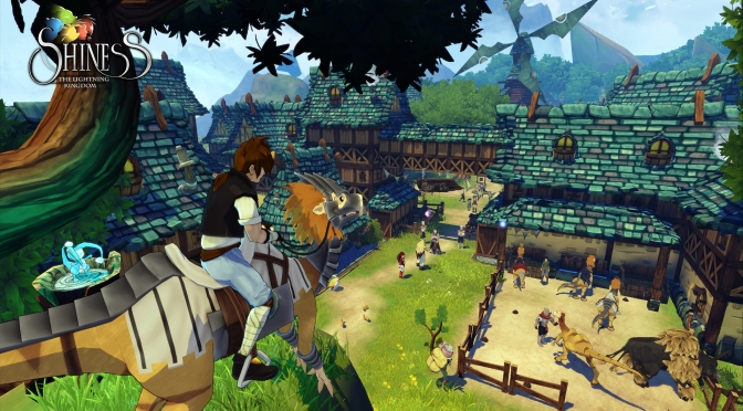 Shiness: The Lightning Kingdom gets new trailer for PS4