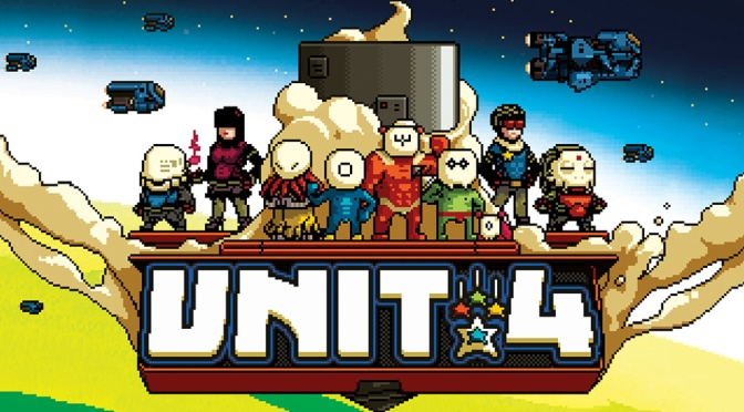 Xbox One exclusive Unit 4 announced