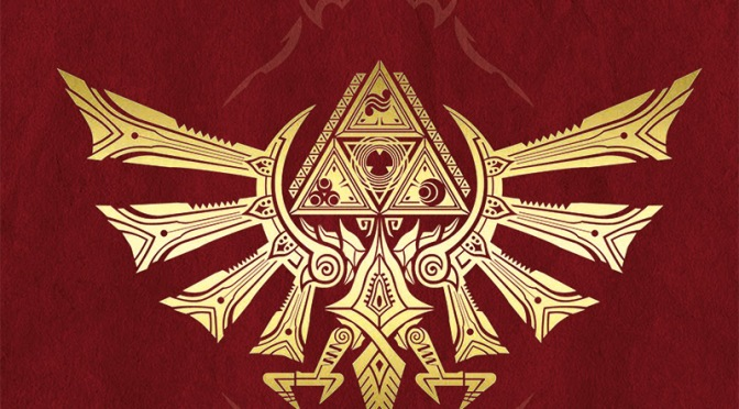 "New Legend of Zelda Book Offers a ""Sneak Peek"" at Breath of the Wild"