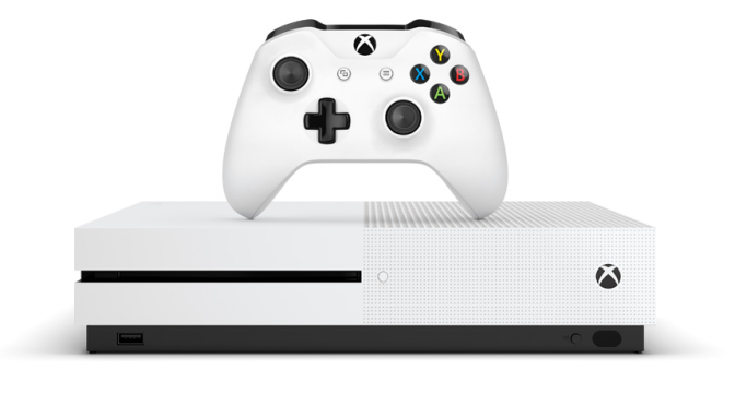 Microsoft won't continue making any more white Xbox One S 2TB models