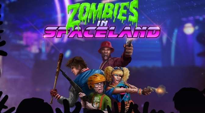 Zombies in Spaceland revealed For Call Of Duty: Infinite Warfare