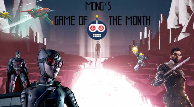 Game of the Month August 2016