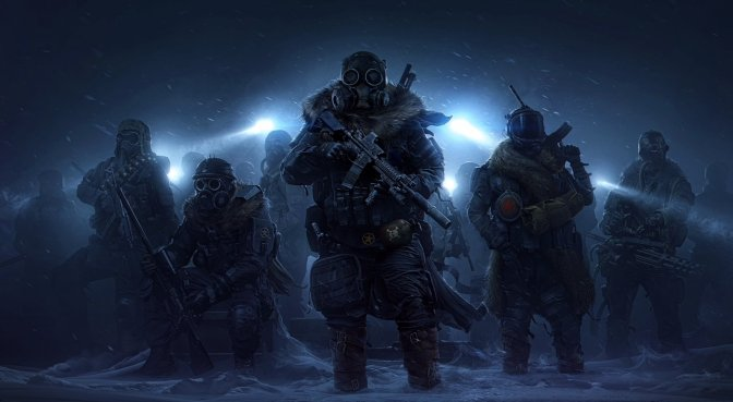 Wasteland 3 announced, using crowdfunding platform Fig