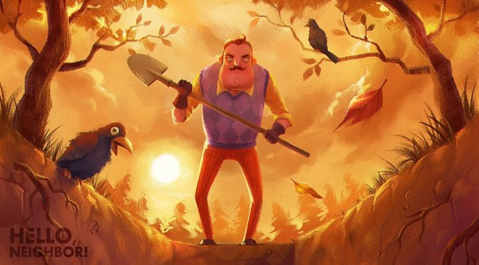 tinyBuild announces stealth horror game Hello Neighbor