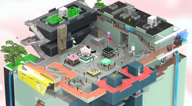 Grand Theft Auto inspired Tokyo 42 coming to PS4, Xbox One, and PC in 2017
